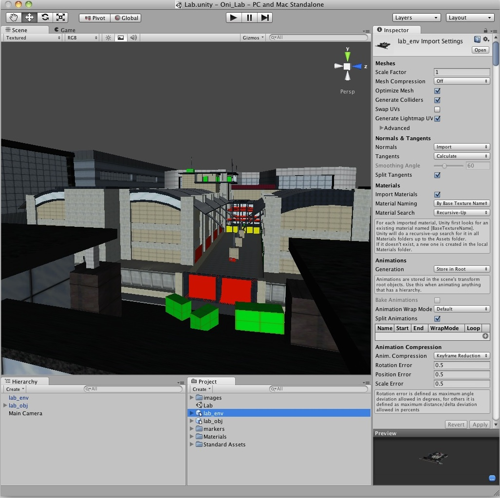 Playing with Unity3D / Modifications / Oni Central Forum