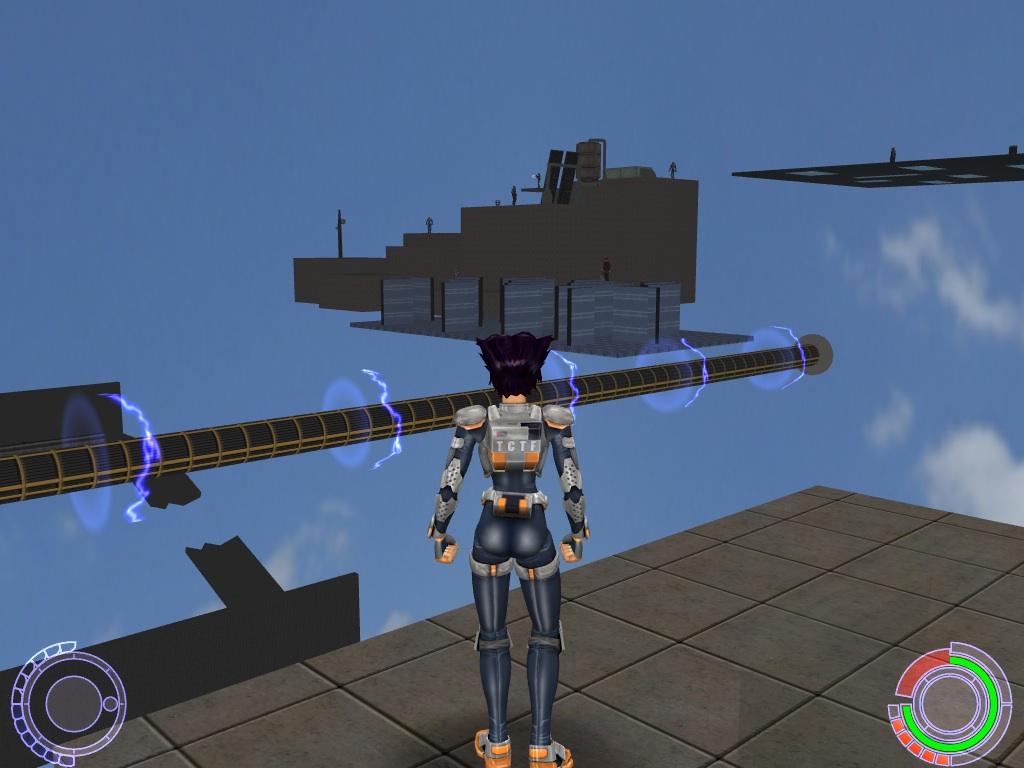 скачать игру Oni 2 - фото 4
